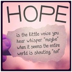 137f1ed3f74f4020c5f15b2830d411b3--quotes-about-hope-hope-quotes